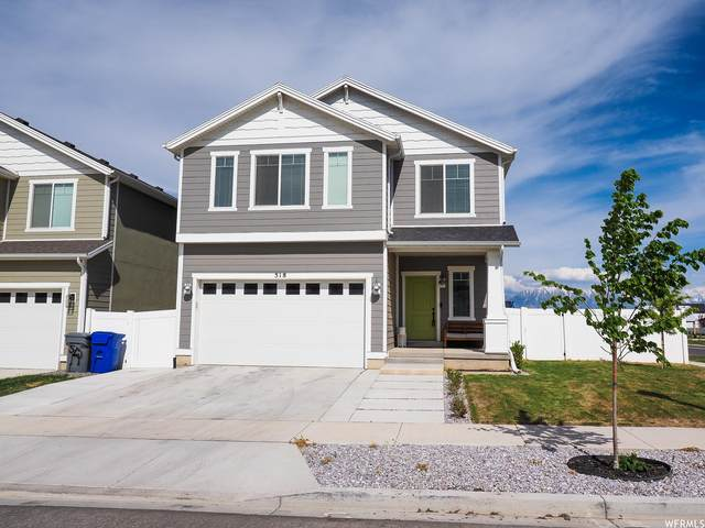 518 S Pegasus Way, Saratoga Springs, UT 84045 (#1741713) :: Black Diamond Realty