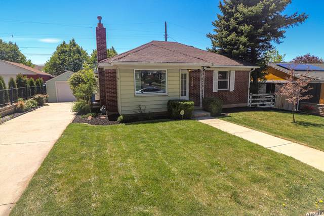 2500 E Simpson Ave S, Salt Lake City, UT 84109 (#1741721) :: Utah Real Estate