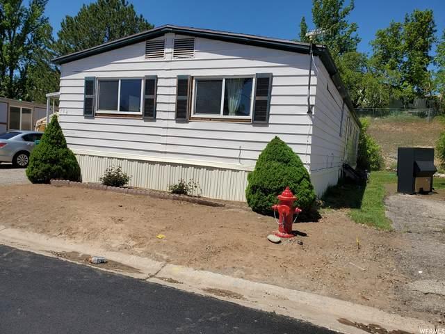 2875 N Hillfield Rd W #114, Layton, UT 84041 (MLS #1741727) :: Lawson Real Estate Team - Engel & Völkers