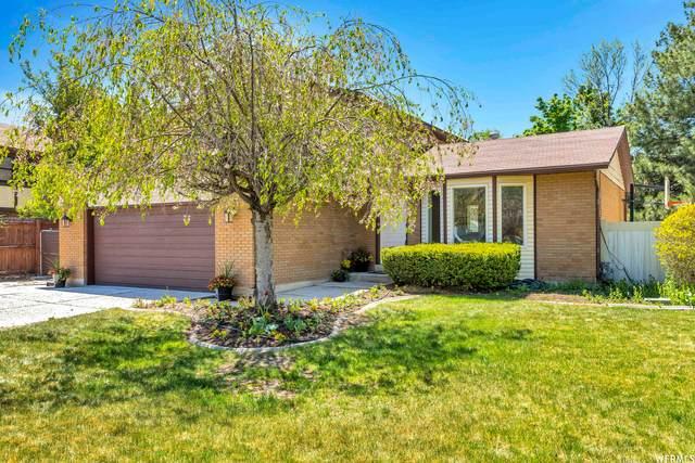 2312 E Newcastle Dr S, Sandy, UT 84093 (#1741731) :: Bustos Real Estate | Keller Williams Utah Realtors