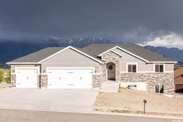 1118 N Country View Dr, Tremonton, UT 84337 (#1741751) :: Utah Best Real Estate Team | Century 21 Everest