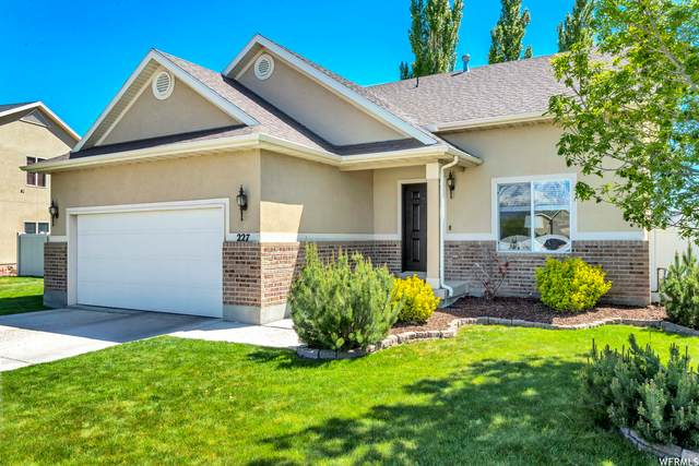 227 W Concho Way S, Lehi, UT 84043 (#1741763) :: UVO Group | Realty One Group Signature