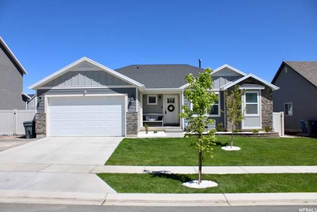 365 Stone Hollow Dr, Santaquin, UT 84655 (#1741771) :: Utah Best Real Estate Team | Century 21 Everest