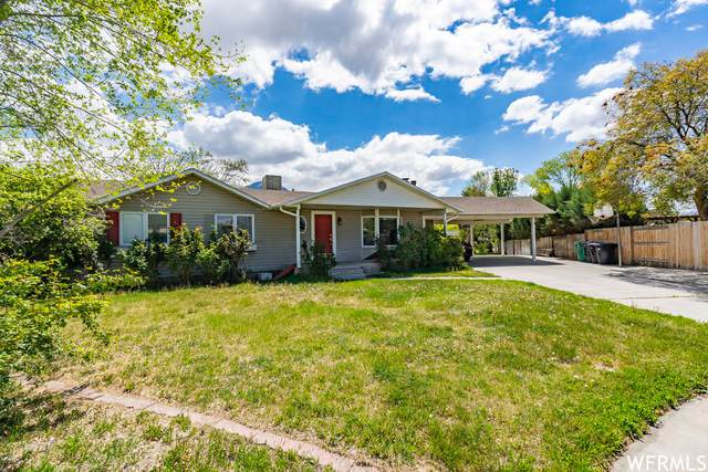 1168 W 1380 N, Provo, UT 84604 (#1741774) :: Black Diamond Realty