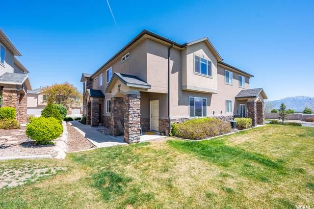 4657 W Greensand Dr, West Jordan, UT 84084 (#1741776) :: Utah Best Real Estate Team | Century 21 Everest