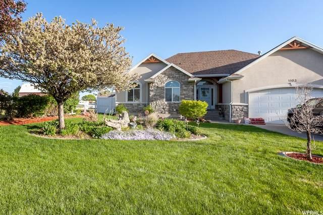 1103 W 2800 S, Syracuse, UT 84075 (MLS #1741779) :: Lawson Real Estate Team - Engel & Völkers