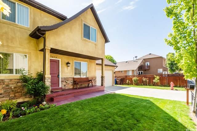 7479 S 410 E, Midvale, UT 84047 (#1741796) :: Bustos Real Estate | Keller Williams Utah Realtors