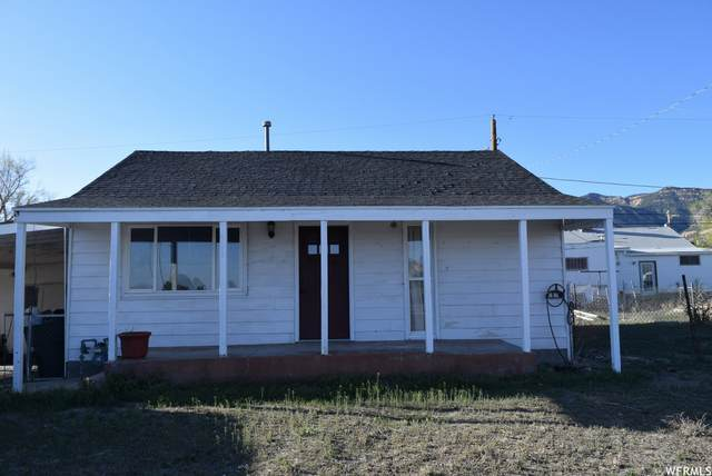 517 E Geneva, East Carbon, UT 84520 (#1741799) :: Black Diamond Realty