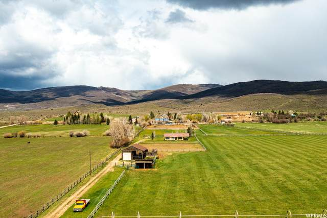 500 W North Bench Rd, Oakley, UT 84055 (MLS #1741804) :: High Country Properties
