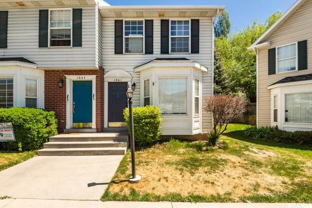 1061 S 810 E, Provo, UT 84604 (#1741810) :: Bustos Real Estate | Keller Williams Utah Realtors