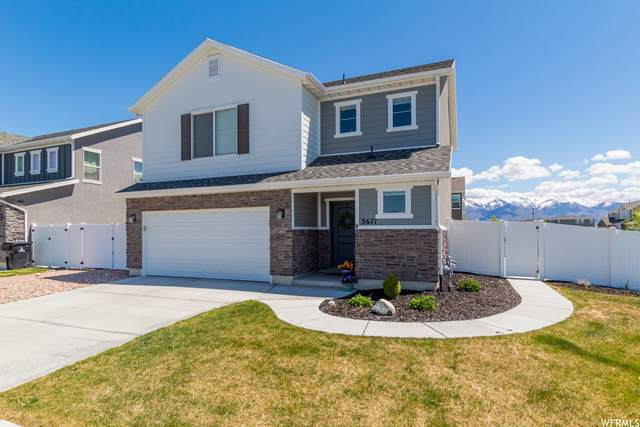 3671 S Clearwater Way, Syracuse, UT 84075 (#1741817) :: Utah Best Real Estate Team | Century 21 Everest