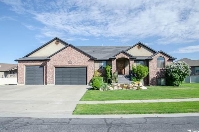 417 S 2025 W, Marriott Slaterville, UT 84404 (#1741822) :: Utah Real Estate