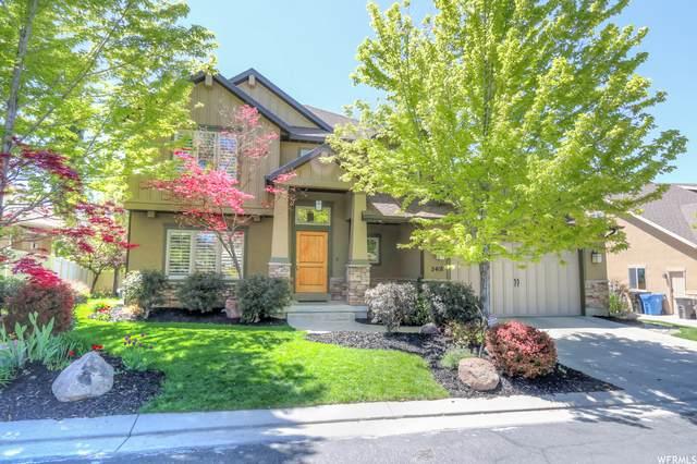 2418 E Woodwillow Cir S, Salt Lake City, UT 84109 (#1741827) :: Gurr Real Estate