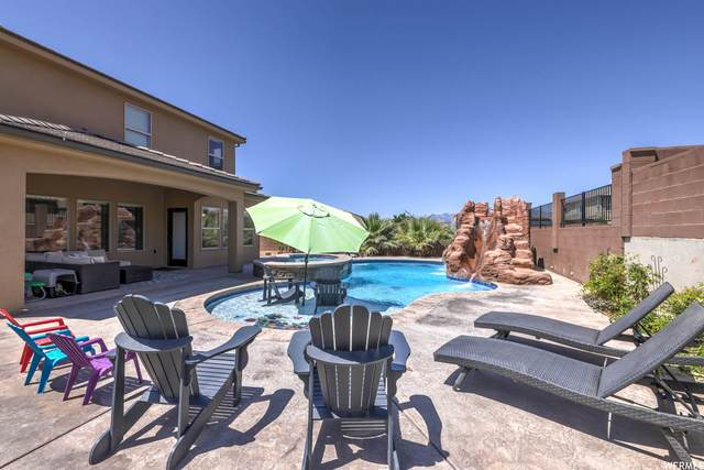 3695 S Banded Dr, St. George, UT 84790 (#1741829) :: The Perry Group