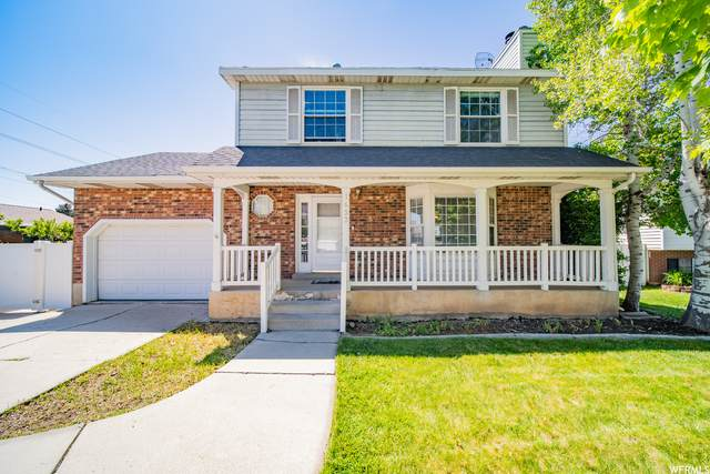 1633 N 110 W, Orem, UT 84057 (#1741830) :: Black Diamond Realty