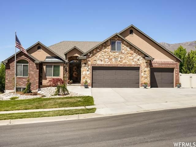 2678 E 8150 S, South Weber, UT 84405 (MLS #1741831) :: Lawson Real Estate Team - Engel & Völkers