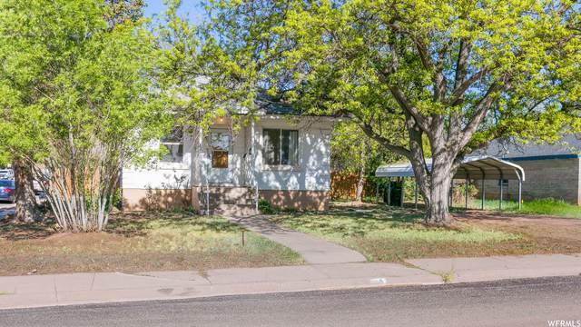 398 N 400 W, Cedar City, UT 84721 (#1741834) :: Utah Best Real Estate Team | Century 21 Everest