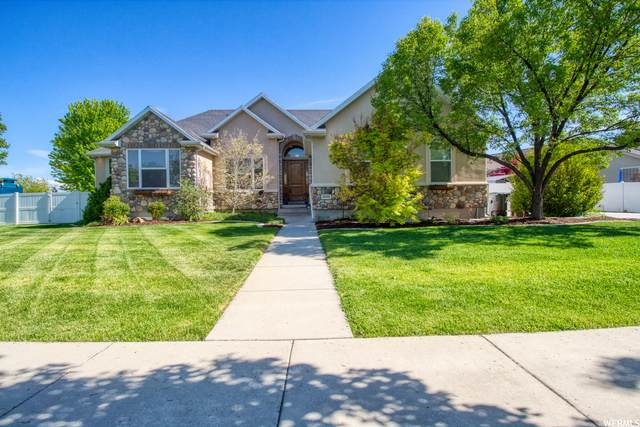 2031 W Meridies Dr, South Jordan, UT 84095 (#1741835) :: Utah Best Real Estate Team | Century 21 Everest