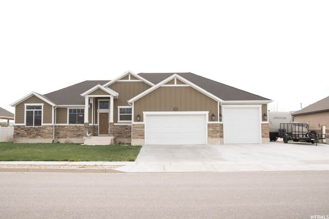 235 N 570 E, Tremonton, UT 84337 (#1741842) :: Utah Best Real Estate Team | Century 21 Everest