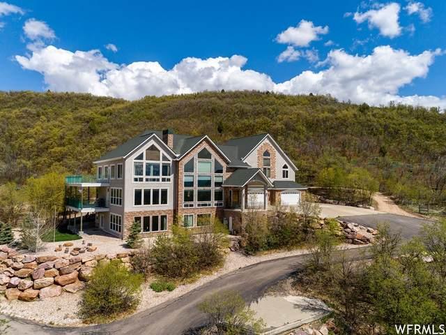 888 Kelley Dr, Huntsville, UT 84317 (#1741853) :: Utah Dream Properties