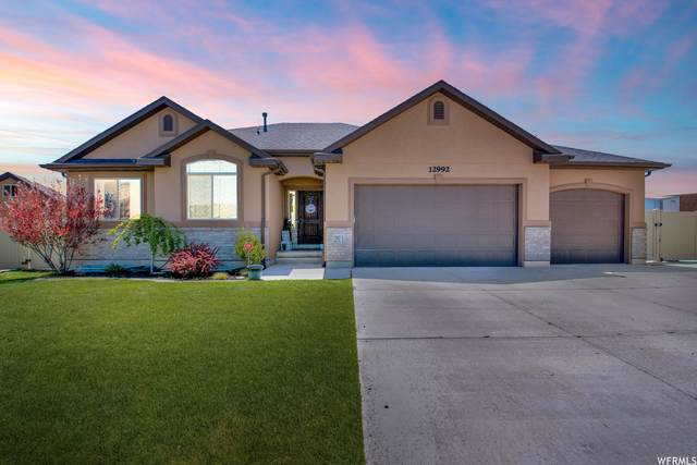 12992 S Geronimo Cir, Riverton, UT 84096 (#1741854) :: Black Diamond Realty