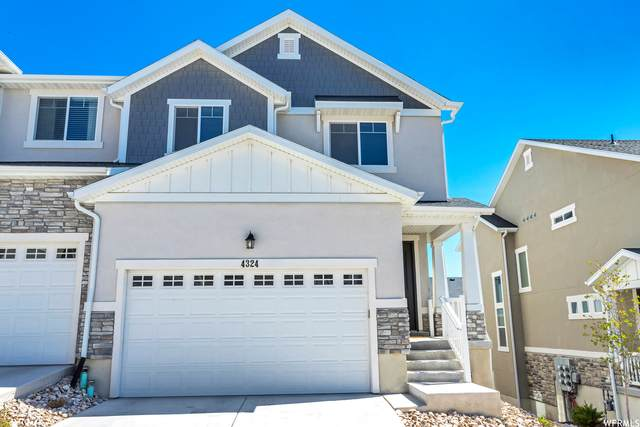 4324 W Burwell Ln #98, Herriman, UT 84096 (#1741859) :: Black Diamond Realty