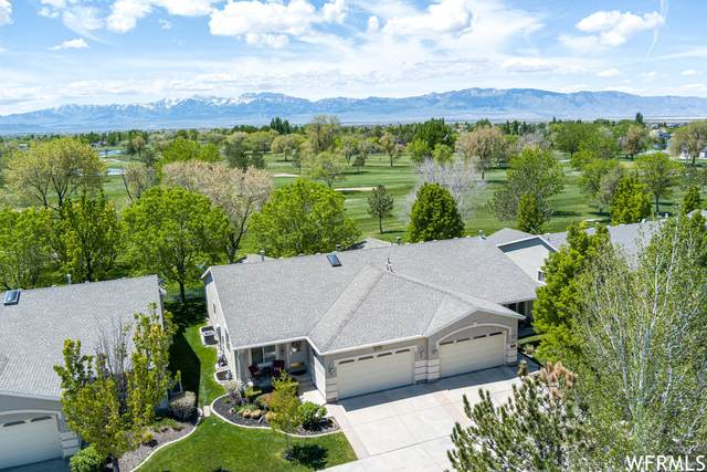 66 Clubhouse Dr #66, Stansbury Park, UT 84074 (#1741861) :: McKay Realty