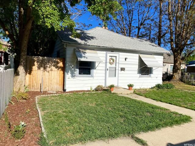 1448 Adams Ave, Ogden, UT 84404 (#1741863) :: Black Diamond Realty