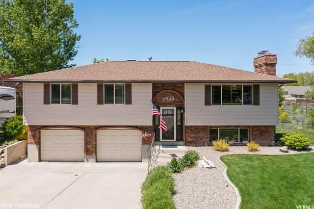 2549 N 2125 St W, Farr West, UT 84404 (#1741865) :: Gurr Real Estate