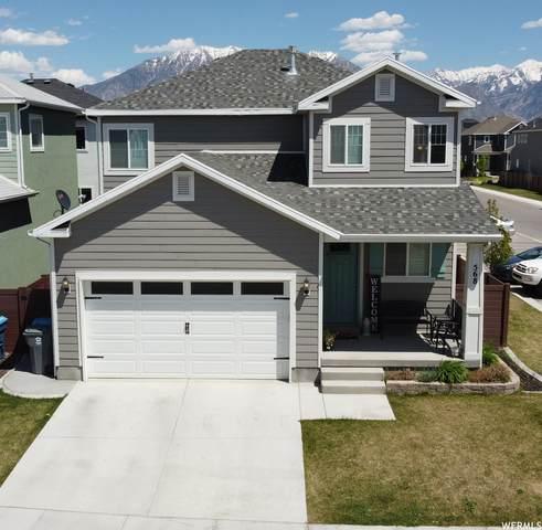 568 N 80 W, Vineyard, UT 84059 (#1741881) :: Utah Best Real Estate Team | Century 21 Everest