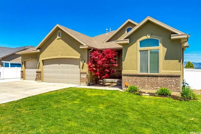 6397 S High Bluff, West Valley City, UT 84118 (#1741906) :: Utah Real Estate
