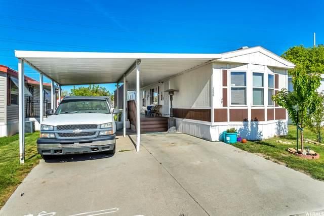 3536 S Corridor W, West Valley City, UT 84119 (#1741907) :: Black Diamond Realty