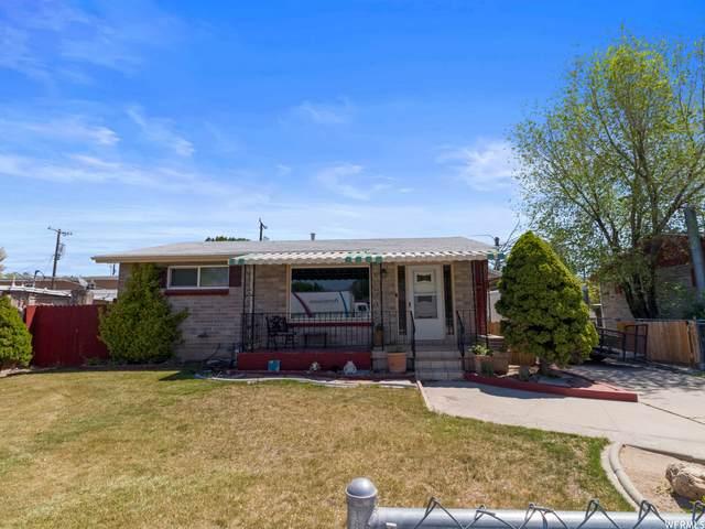8037 S Allen St W, Midvale, UT 84047 (#1741908) :: Bustos Real Estate | Keller Williams Utah Realtors