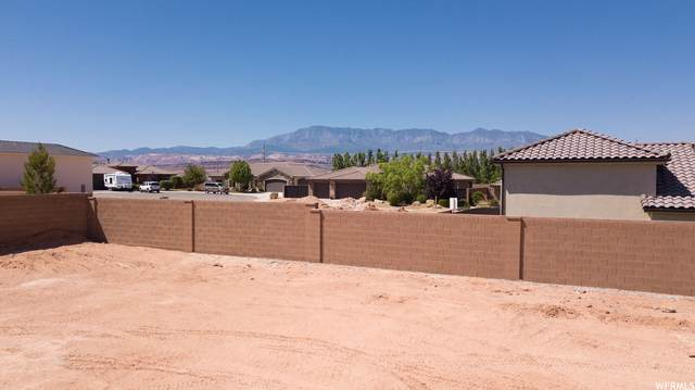 3560 W 2470 S #153, Hurricane, UT 84737 (#1741921) :: Black Diamond Realty