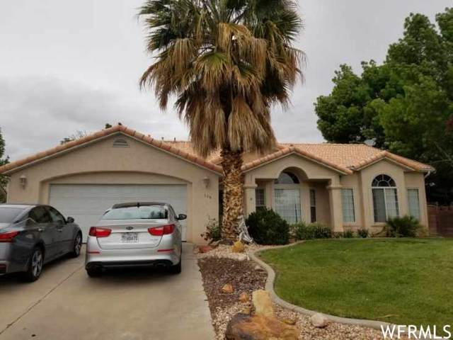 106 N 2250 E, St. George, UT 84790 (MLS #1741925) :: Summit Sotheby's International Realty