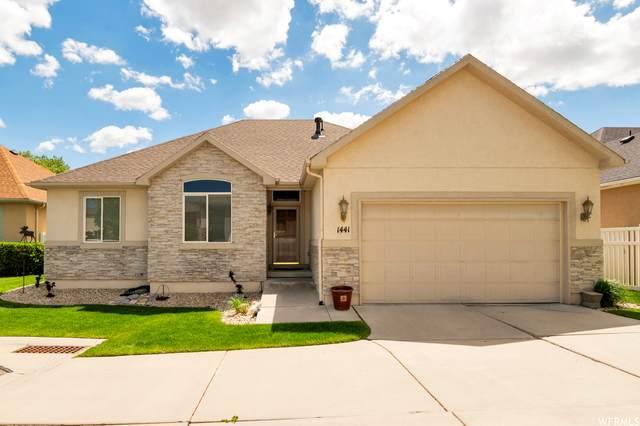 1441 W Rock Oak Ct, South Jordan, UT 84095 (#1741930) :: Utah Best Real Estate Team | Century 21 Everest