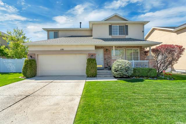 1191 W Pinehurst Cir N, Farmington, UT 84025 (#1741949) :: Utah Best Real Estate Team | Century 21 Everest