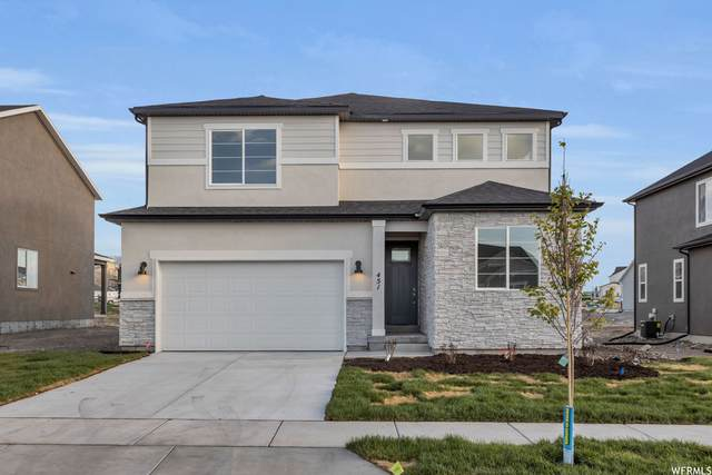 451 W 1410 N, Tooele, UT 84074 (#1741958) :: Black Diamond Realty