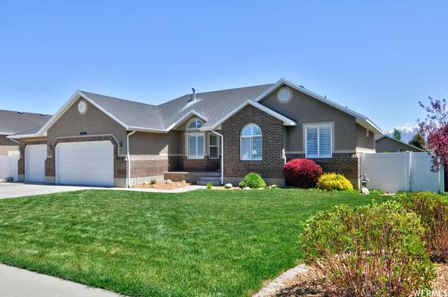 11579 S Keystone Dr W, South Jordan, UT 84009 (MLS #1741977) :: Summit Sotheby's International Realty
