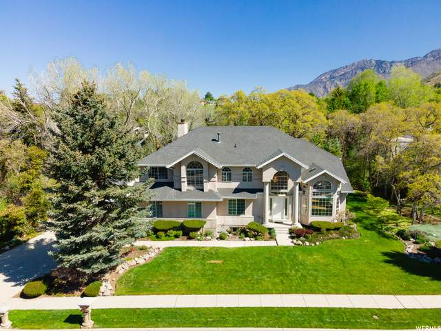 3475 E Danish Rd, Sandy, UT 84093 (#1741980) :: Black Diamond Realty
