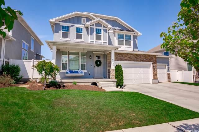 6152 W 8130 S, West Jordan, UT 84081 (#1741983) :: Utah Best Real Estate Team | Century 21 Everest