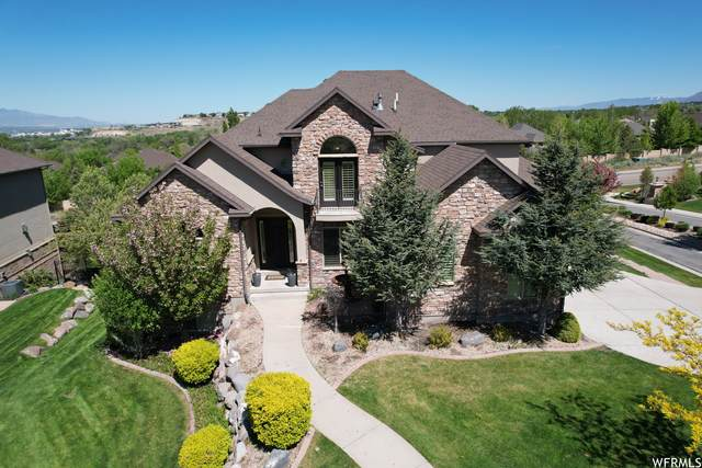 1909 E Hickory Rdg S, Draper, UT 84020 (#1741988) :: Black Diamond Realty