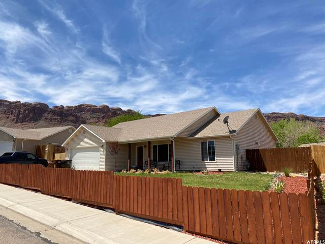 1286 Red Valley Ct, Moab, UT 84532 (#1741991) :: Black Diamond Realty