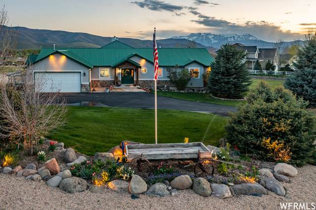 3572 E Wild Mare Way, Heber City, UT 84032 (MLS #1742002) :: High Country Properties
