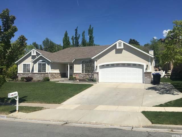 3441 S Huntington Dr, Bountiful, UT 84010 (#1742007) :: Utah Dream Properties