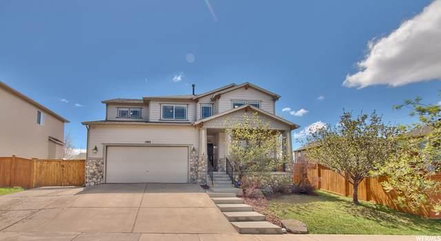 1742 E Lone Oak Dr, Draper, UT 84020 (#1742010) :: Bustos Real Estate | Keller Williams Utah Realtors