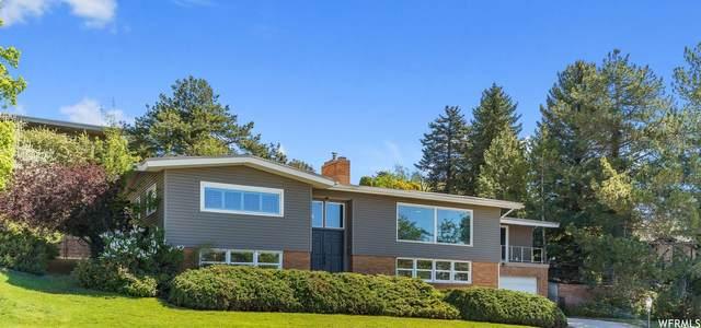740 Sunrise Ave, Salt Lake City, UT 84103 (#1742016) :: Bustos Real Estate | Keller Williams Utah Realtors