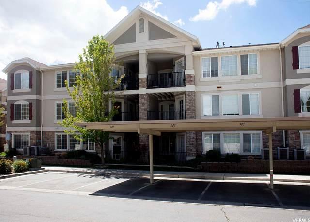 1225 W Dallin Dr Q-201, Pleasant Grove, UT 84062 (#1742043) :: Utah Best Real Estate Team | Century 21 Everest