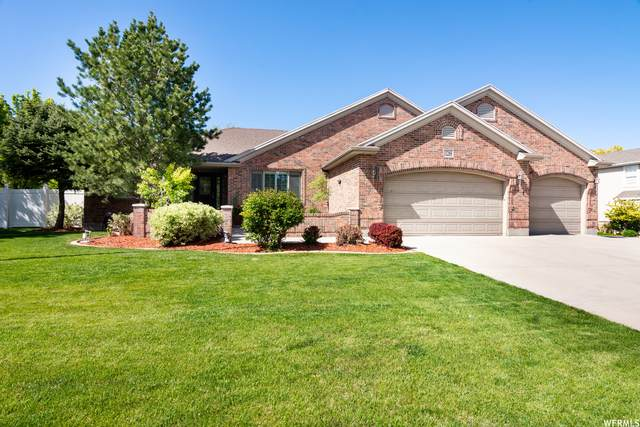 1288 W Park Palisade Dr S, South Jordan, UT 84095 (#1742051) :: Utah Best Real Estate Team | Century 21 Everest