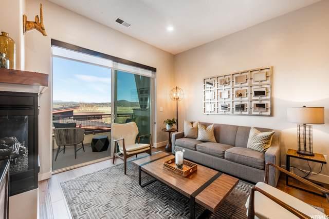 6169 Park #56, Park City, UT 84098 (#1742073) :: Bustos Real Estate | Keller Williams Utah Realtors